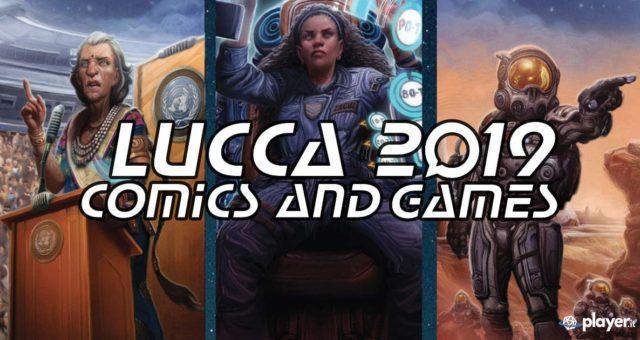 È ufficiale la presenza di Chris Pramas al Lucca Comics & Games 2019