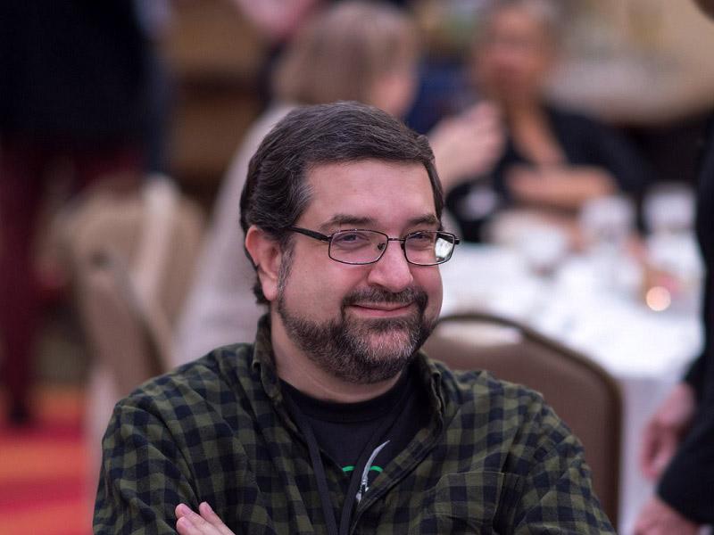 Chris Pramas sarà presente al Lucca Comics & Games 2019
