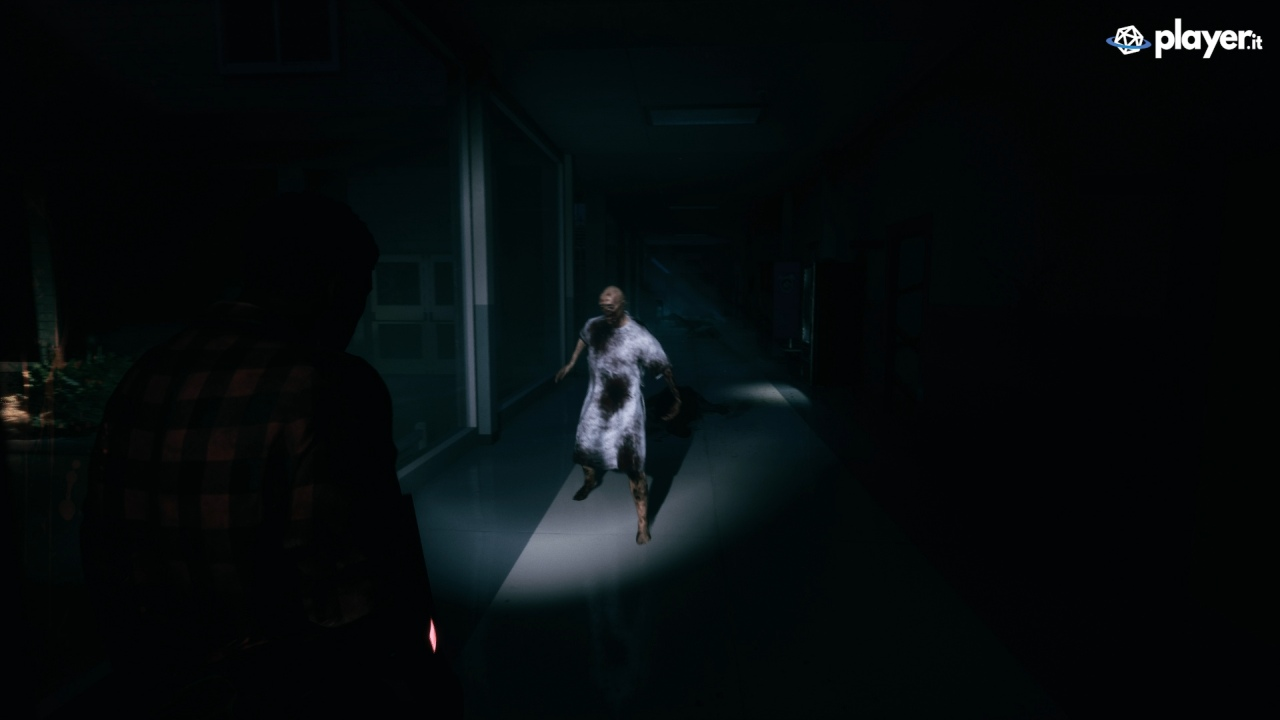 Daymare 1998 ospedale zombie