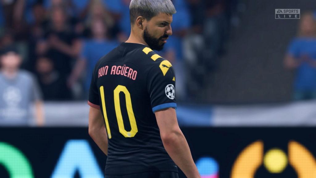 FIFA 20 Aguero