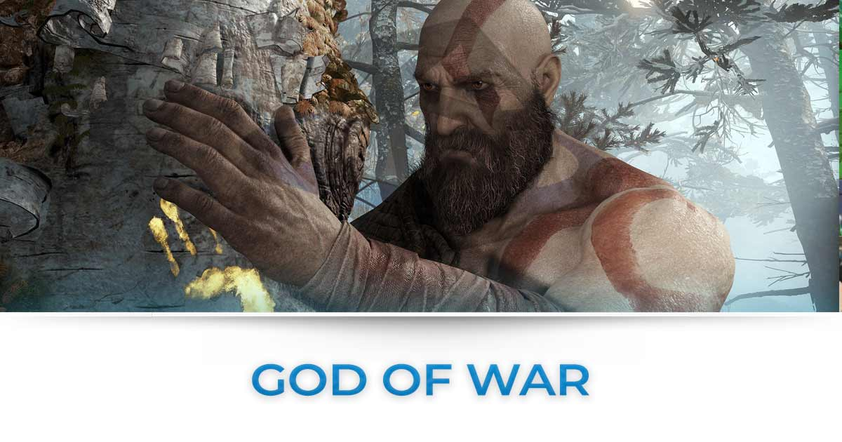 Tutte le news su God Of War