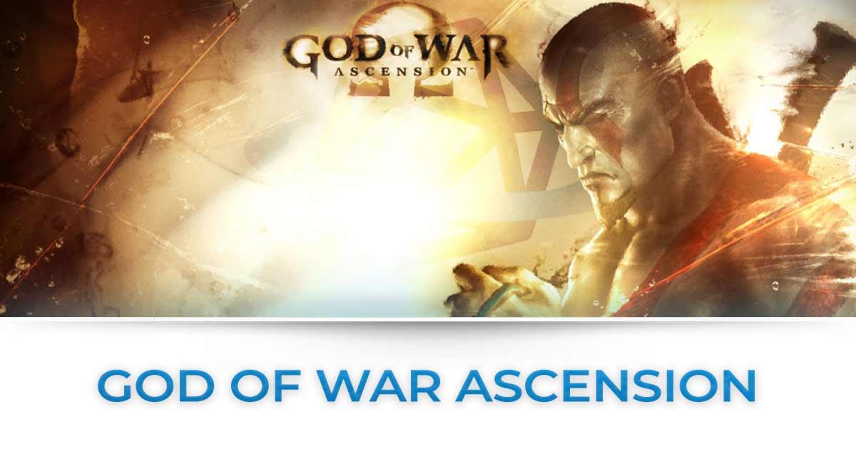 Tutte le news su God Of War Ascension