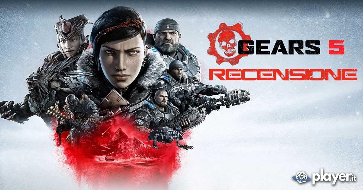 Gears 5, la recensione completa del quinto capitolo della saga dei COG