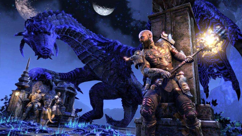 Il dungeon pack Scalebreaker per The Elder Scrolls Online