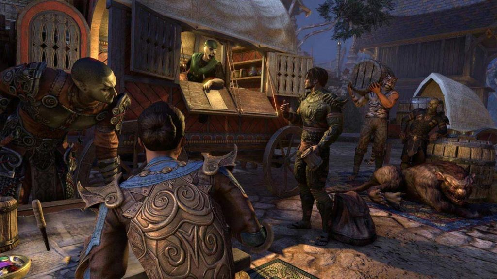 Il multi-crafting introdotto in The Elder Scrolls Online