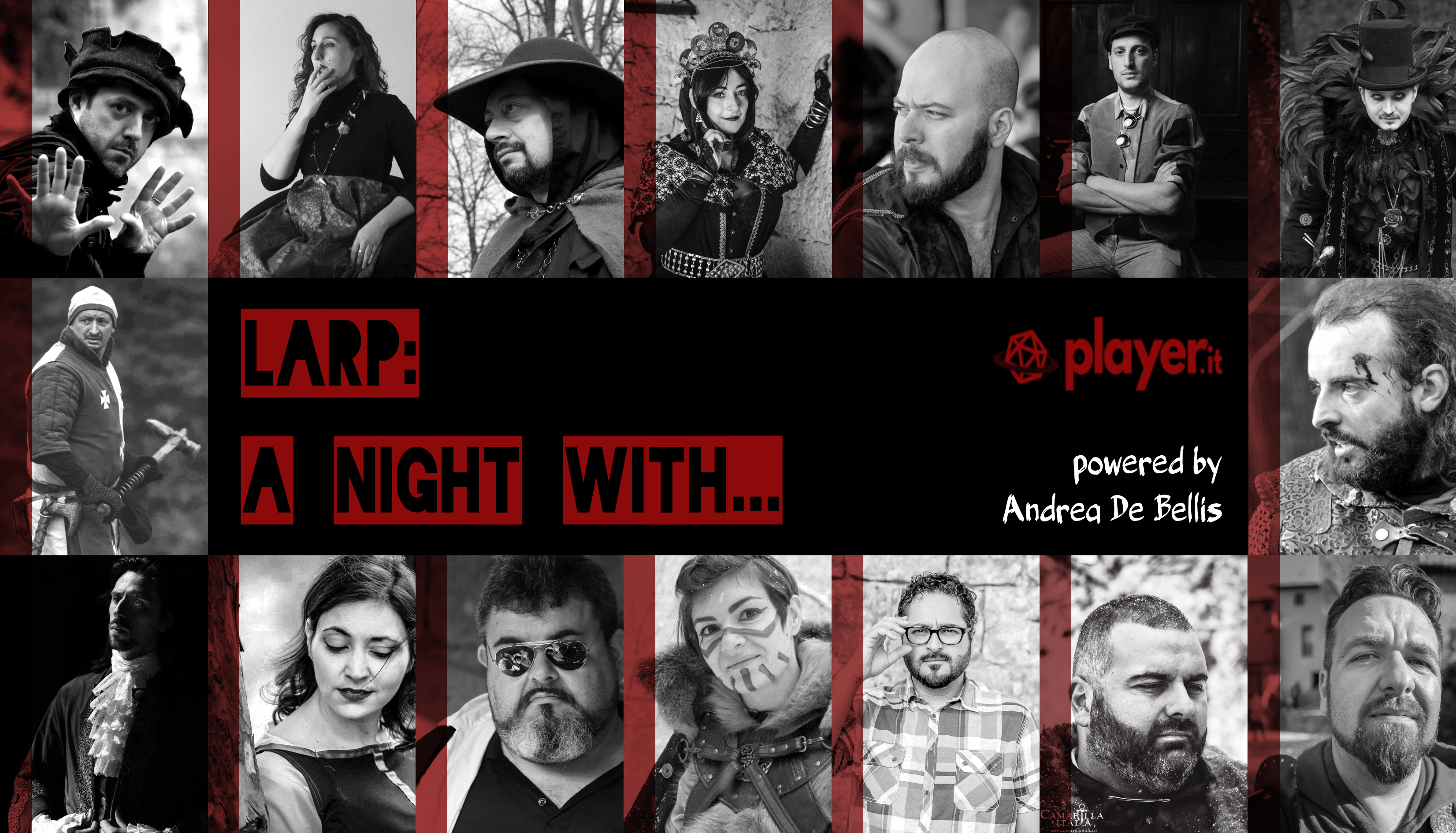 LARP a Night With...