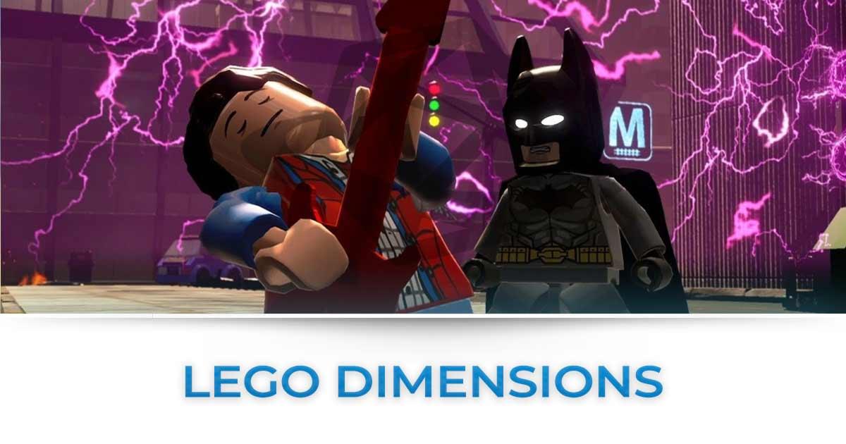 Tutte le news su Lego Dimensions
