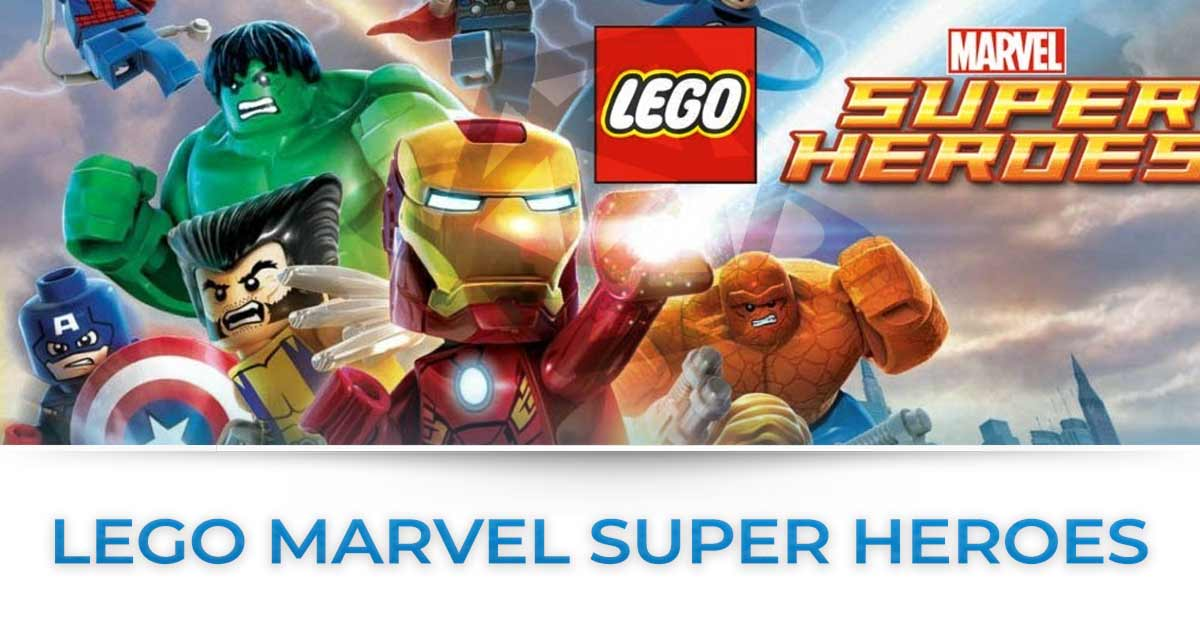 Tutte le news su Lego Marvel SUper Heroes