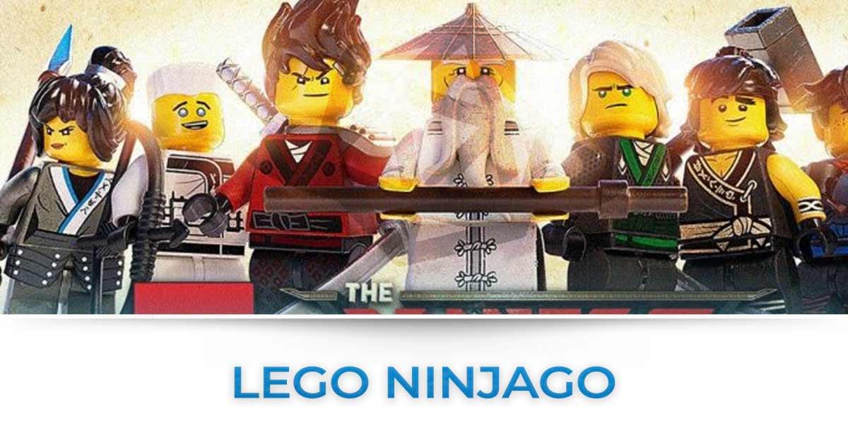 Tutte le news su Lego Ninjago