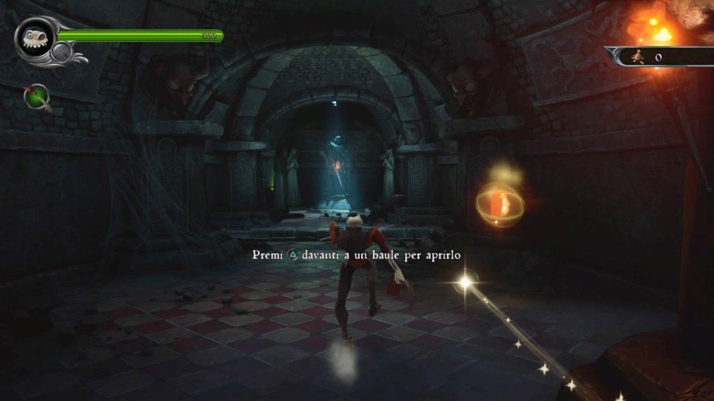 MediEvil Remaster Demo