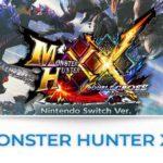 Monster Hunter XX : tutte le news