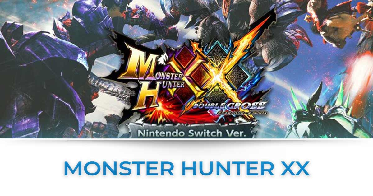 Monster Hunter XX : tutte le news
