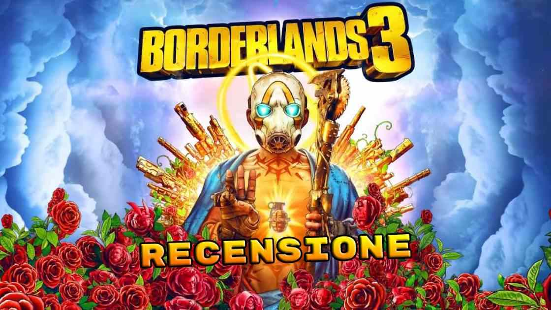Anteprima recensione Borderlands 3
