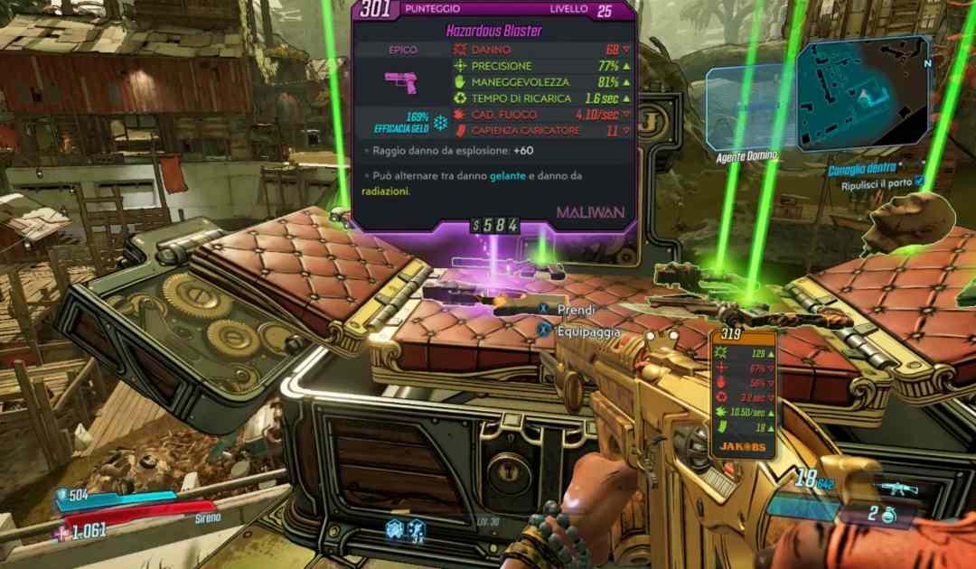 Borderlands 3 screenshot cassa