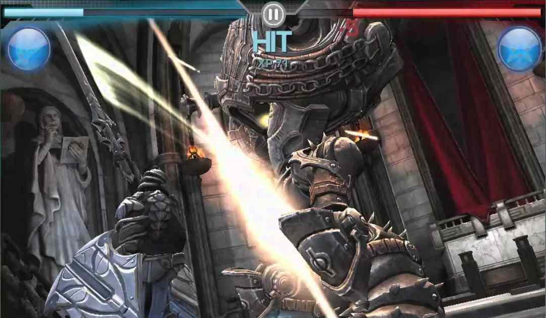 Screenshot di Infinity Blade