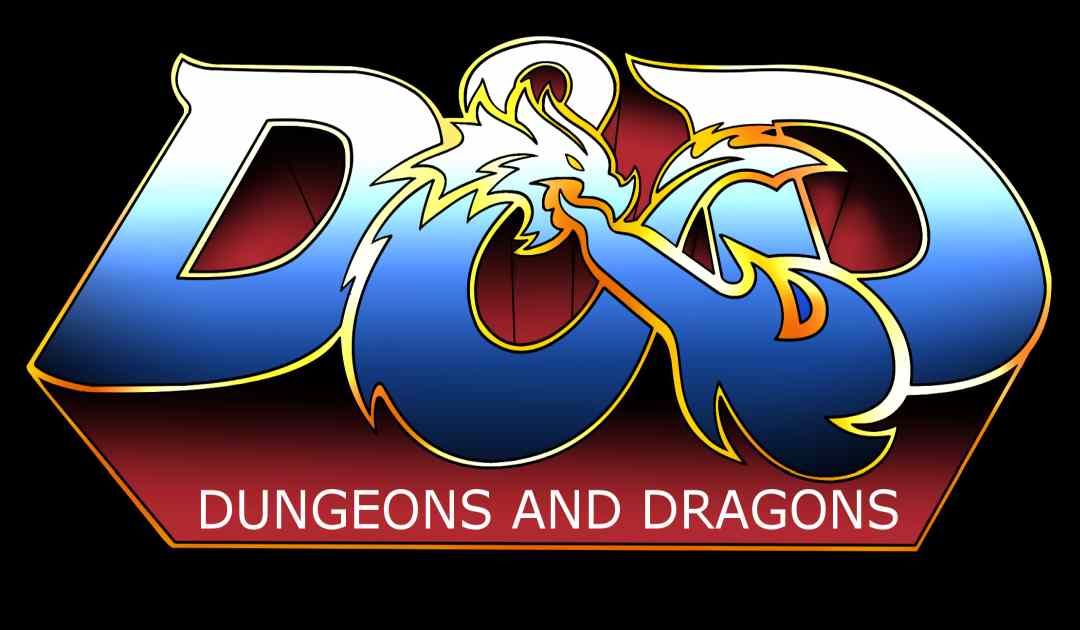 Logo di D&D a cura di Simone Rosini