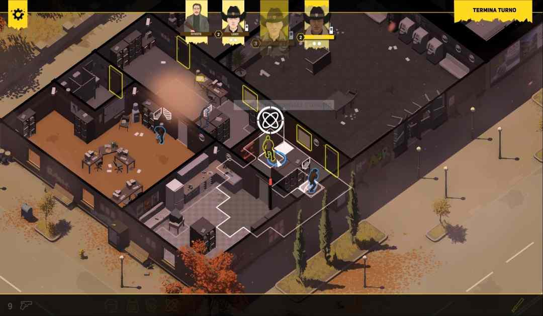 Rebel Cops screenshot 2