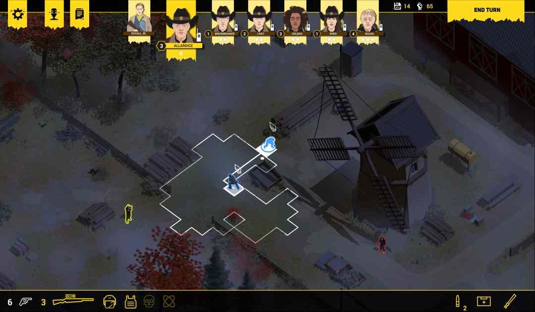 Rebel Cops Screenshot 4