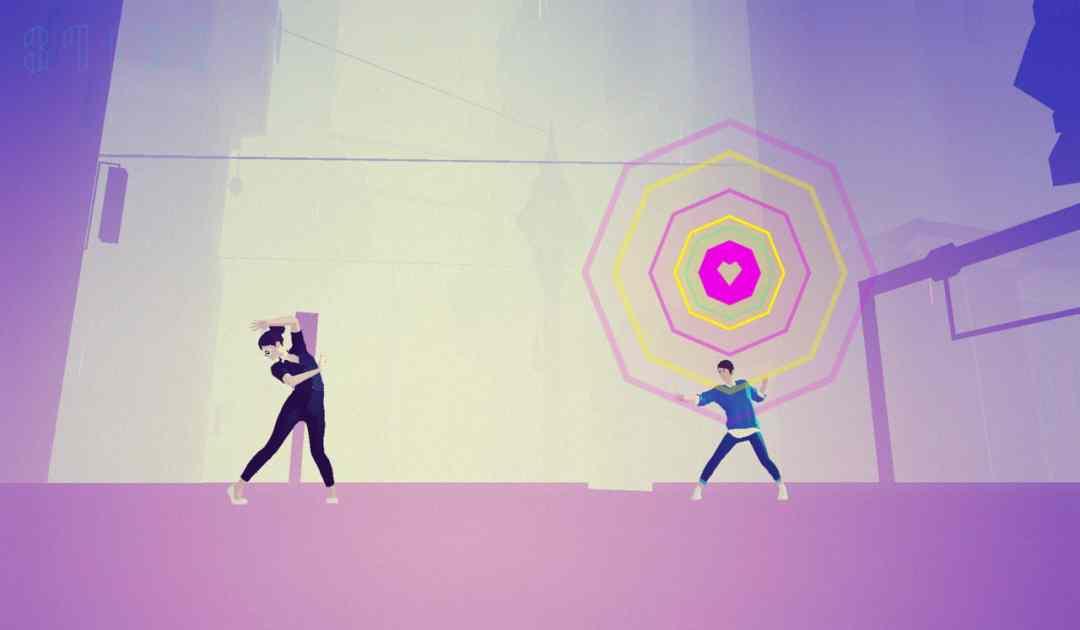 Screenshot di Sayonara che riguarda una bossfight