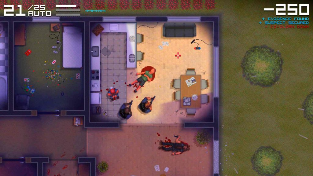 Police Stories (4) gameplay