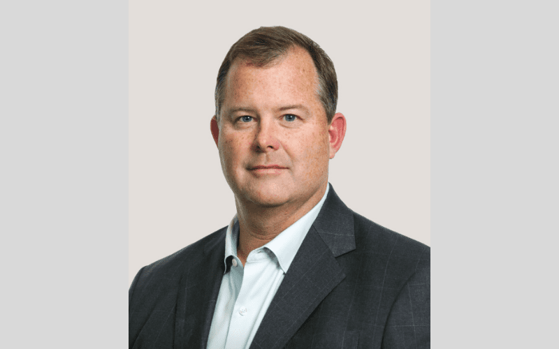 Una fotografia di James Bell, CEO di GameStop