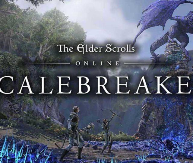 La nostra recensione di Scalebreaker, un DLC dungeon pack di The Elder Scrolls Online