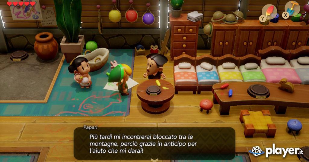 The Legend of Zelda Link's Awakening: la recensione completa di un classico senza tempo
