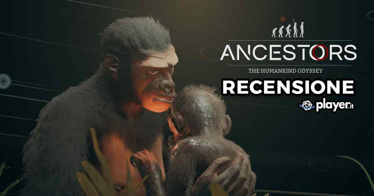 ancestors-the-humankind-odyssey-recensione