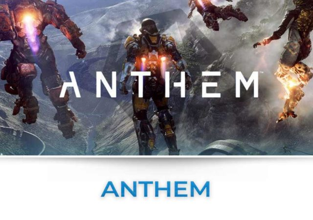 Anthem : Tutte le news