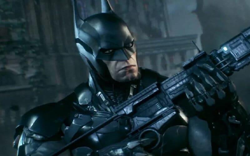 Una screen di Batman - Arkham Origins