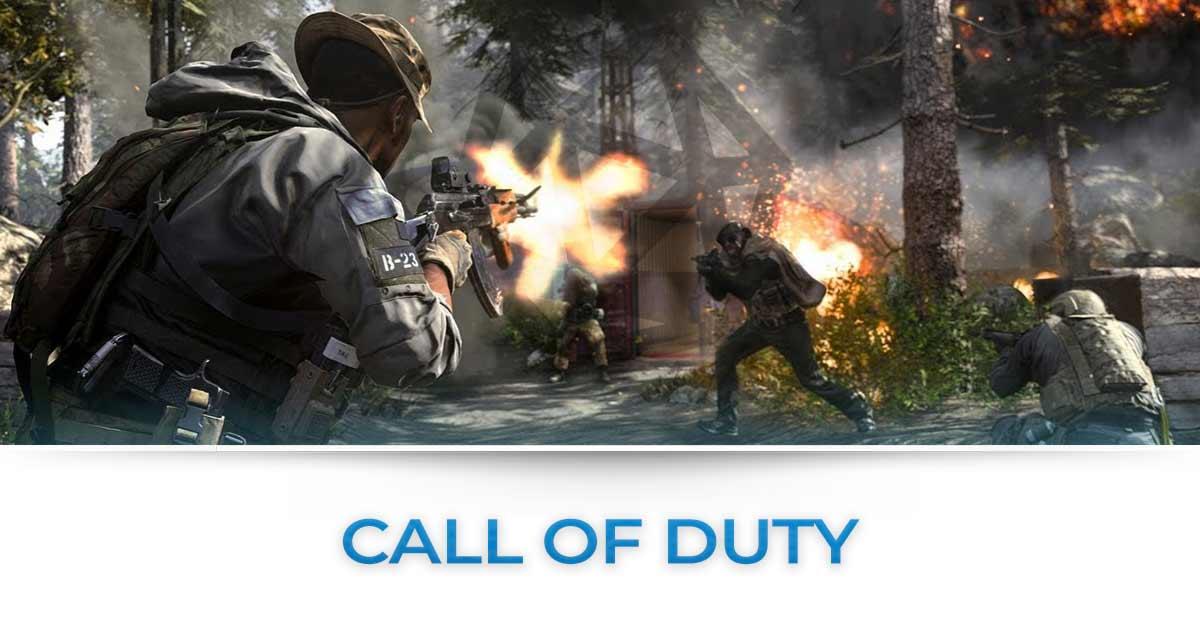Tutte le news su Call of duty
