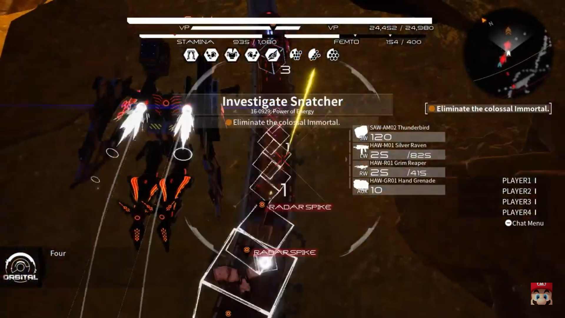 daemon x machina nuova demo in arrivo prologo
