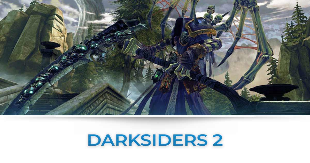 Tutte le news su Darksiders 2