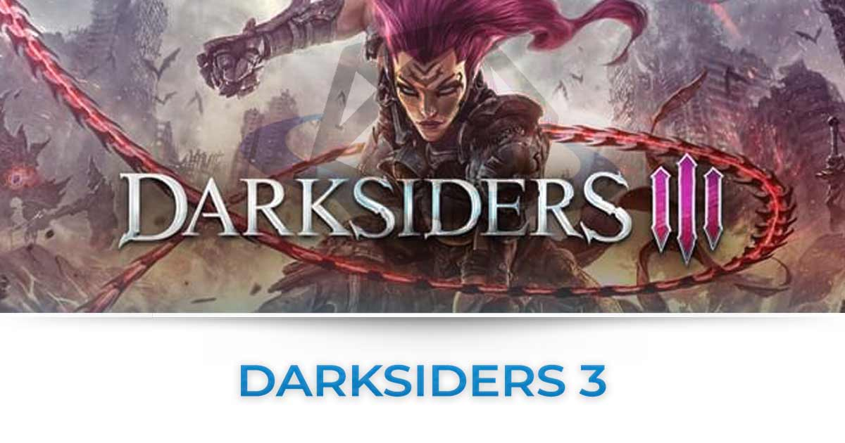 Tutte le news su Darksiders 3