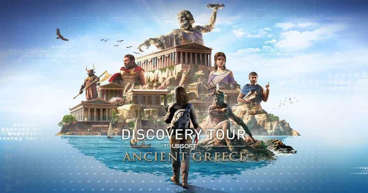 tutte le novità sul DLC discovery tour di assassin's creed: odyssey