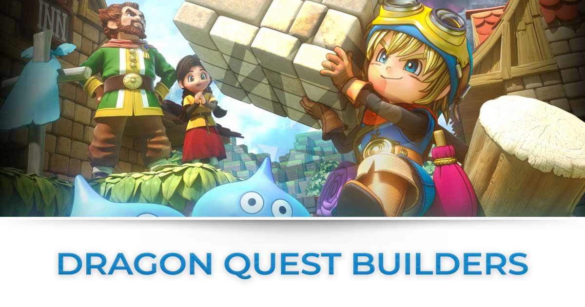 Dragon Quest Builders : Tutte le news