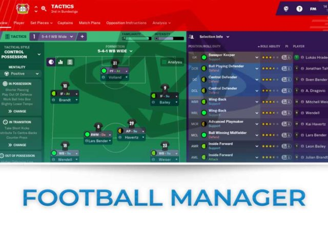 tutte le news su football manager