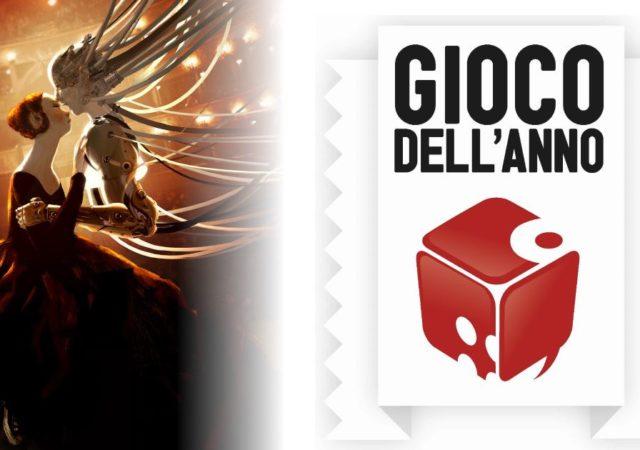 Copertina articolo Finalisti Gioco dell'Anno a Lucca Comics & Games 2019