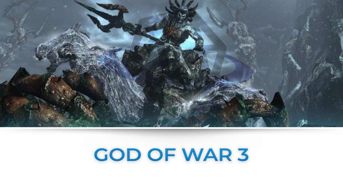 Tutte le news su God Of War 3