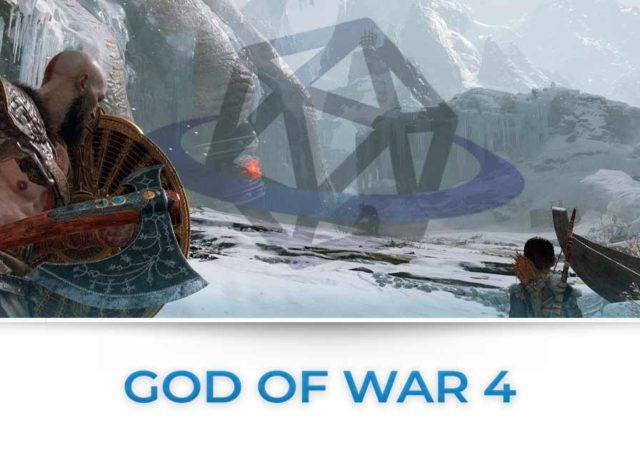 Tutte le news su God Of War 4