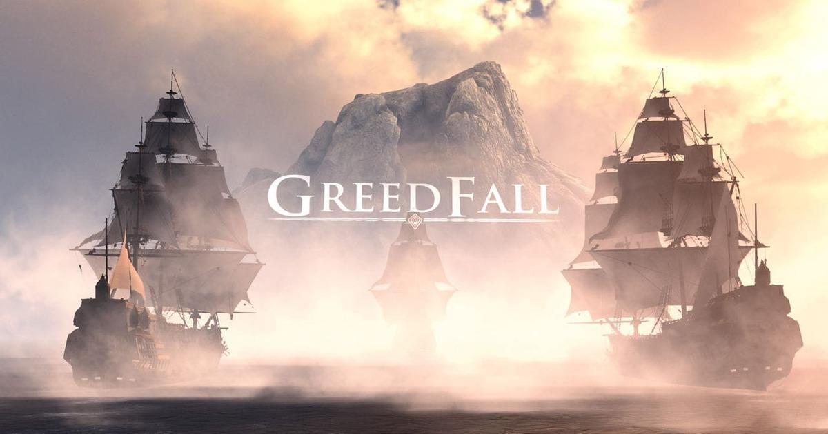 Copertina della recensione di GreedFall