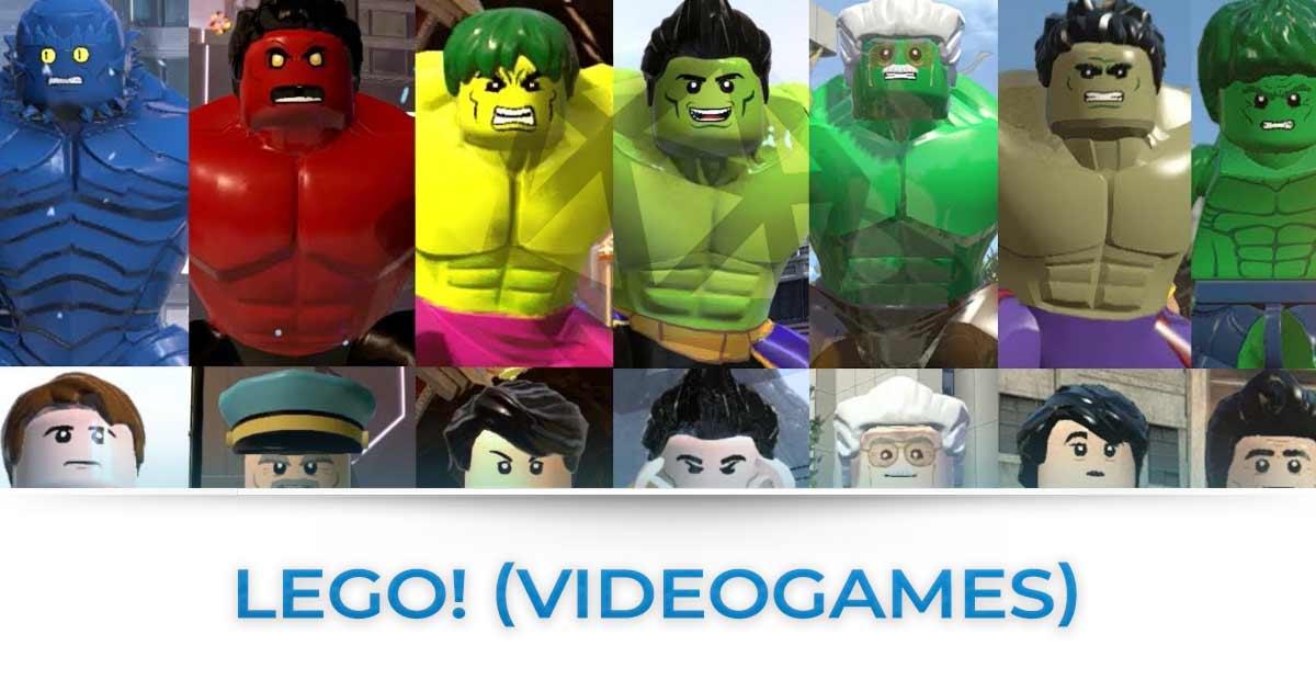 Tutte le news su Lego