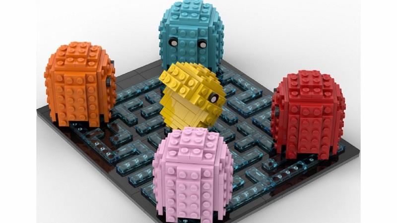 creazioni in LEGO