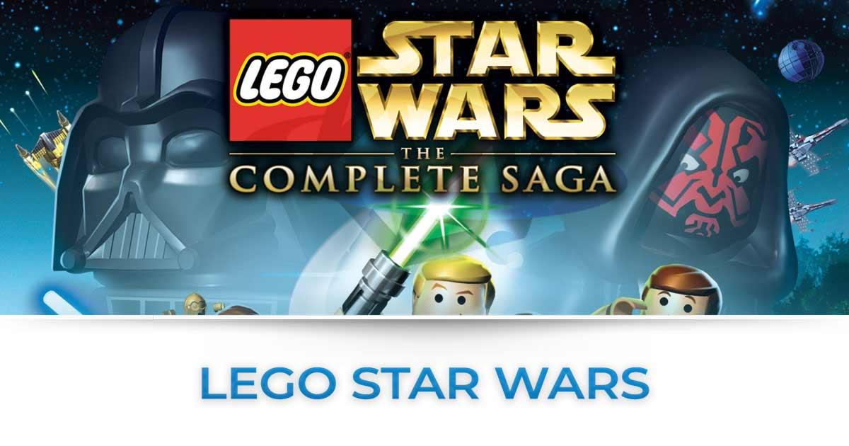 Tutte le news su Lego Star Wars