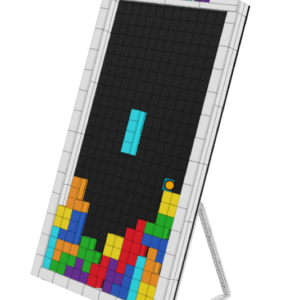 tetris n LEGO