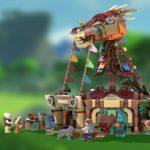 opere d'arte in LEGO di videogiochi