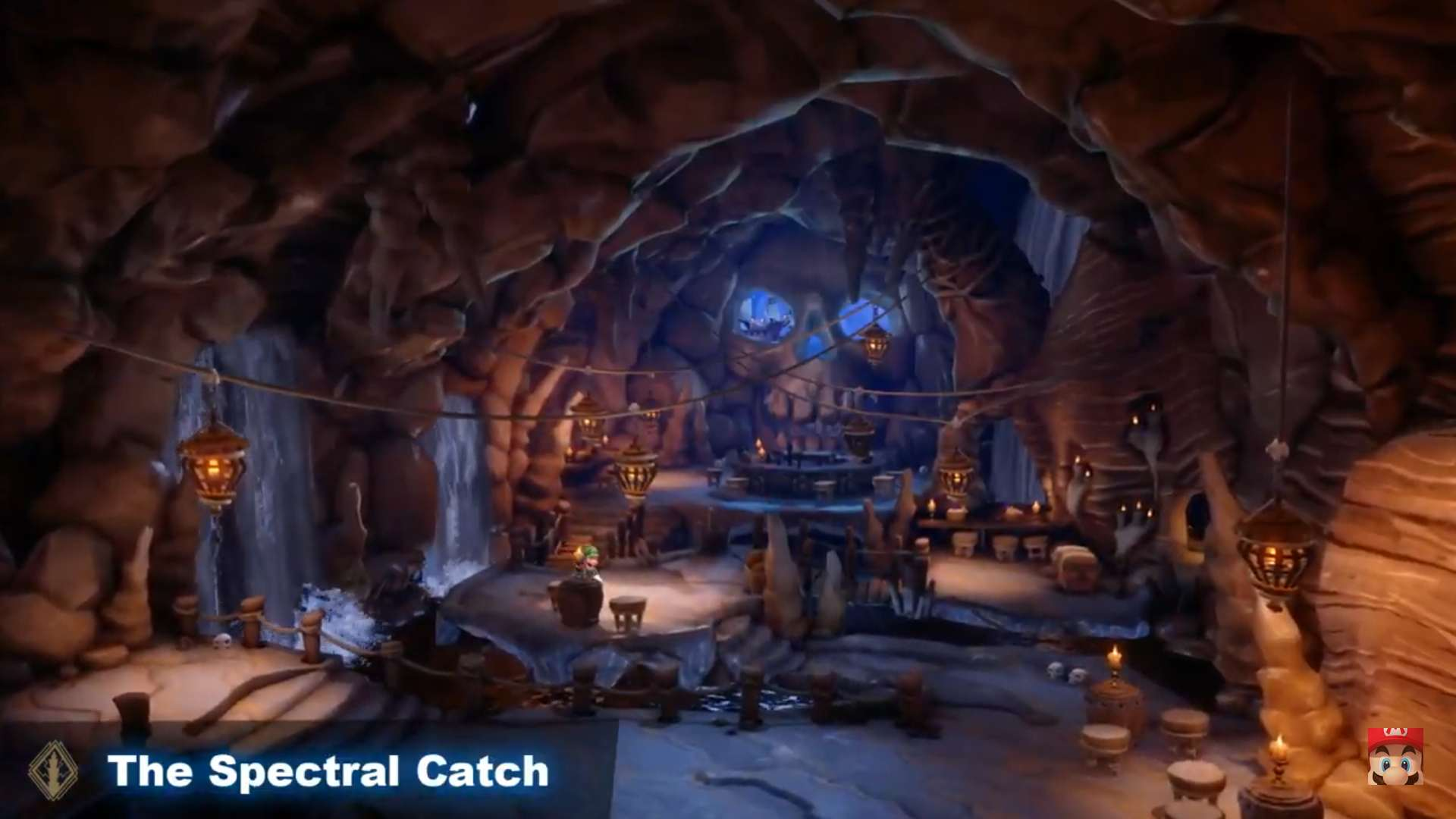 luigi's mansion 3 gameplay