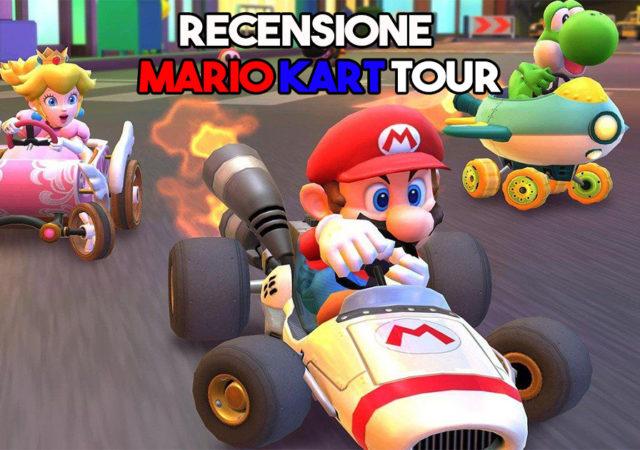Provato per voi Mario Kart Tour, l'idaulico baffuto sgomma su mobile