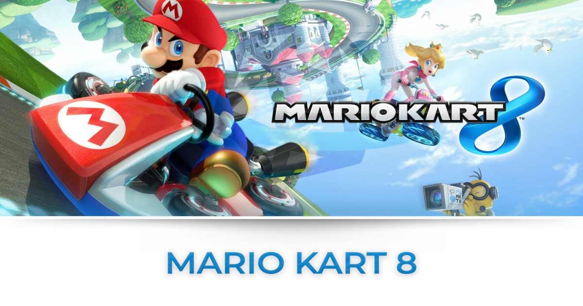 Mario Kart 8 tutte le news