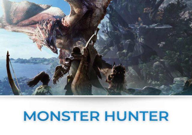 Monster Hunter : Le news principali sulla IP